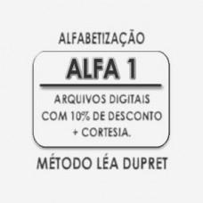 BRINCANDO VAI ALFABETIZANDO - KIT PROMOCIONAL ALFA 1 (ARQUIVO DIGITAL)