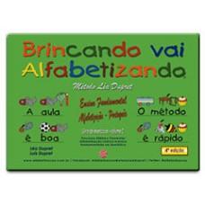 BRINCANDO VAI ALFABETIZANDO LIVRO DO ALUNO VOLUME 2 (SEGUNDO SEMESTRE) - ALFABETIZAÇÃO - ENSINO FUNDAMENTAL 1 ARQUIVO DIGITAL