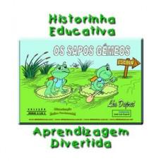 LIVRO DE HISTÓRIA OS SAPOS GÊMEOS