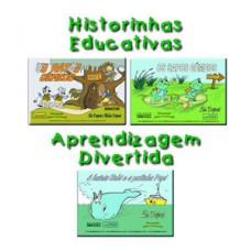 PROMOÇÃO DOS LIVRINHOS DE HISTORINHAS EDUCATIVAS - LIVROS IMPRESSOS